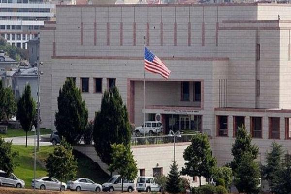 بازداشت 2 مظنون دیگر مرتبط با تیراندازی به سفارت آمریکا در ترکیه