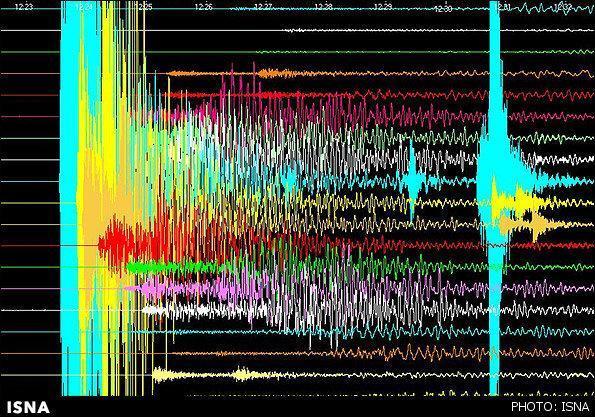 زلزله 4.9 ریشتری آستارا را لرزاند