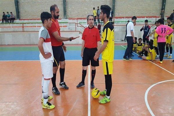 قضاوت 35 داور خراسان شمالی در مسابقات قهرمانی دانش آموزان کشور