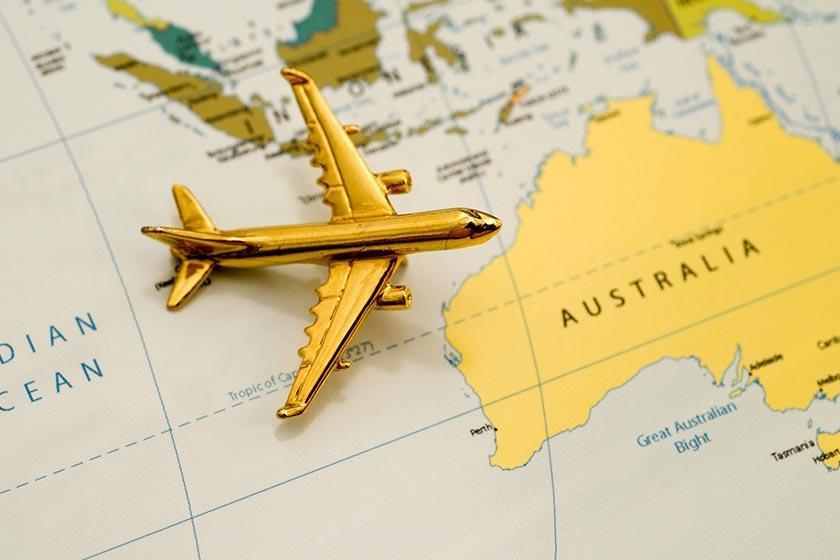 چگونه ویزای توریستی استرالیا بگیریم؟