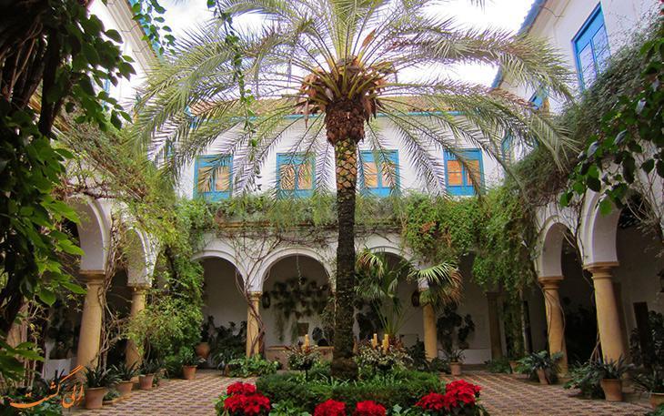 کاخ ویانا، قصری بی نظیر در کوردوبا اسپانیا