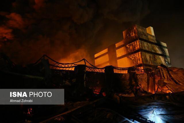 تخریب مسجد در ملک آباد البرز