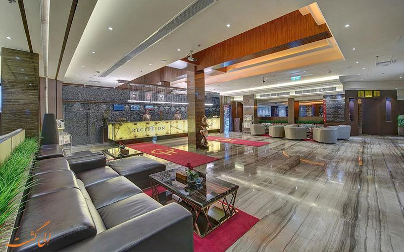 معرفی هتل امگا دبی ، 4 ستاره