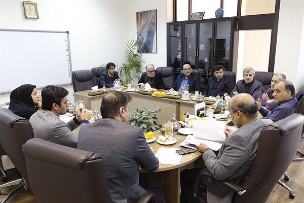 سومین نشست شورای مشورتی مدیران کل استانها برگزار گردید
