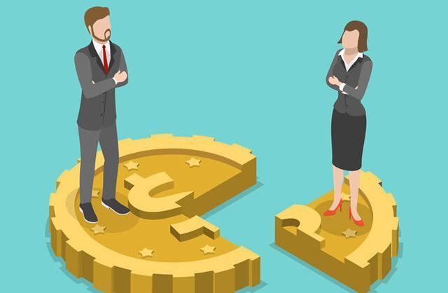 آنالیز شکاف جنسیتی دستمزد در ایران