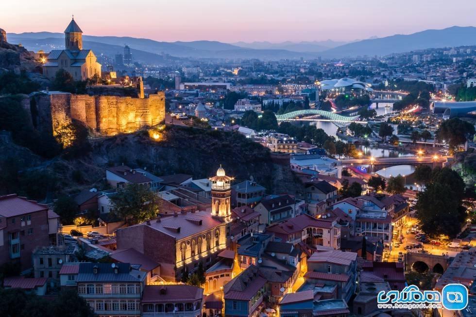راهنمای سفر به گرجستان ، سفری به سرزمینی با مردمانی میهمان نواز