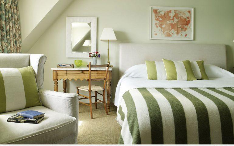 ایده های طراحی اتاق خواب به رنگ سبز