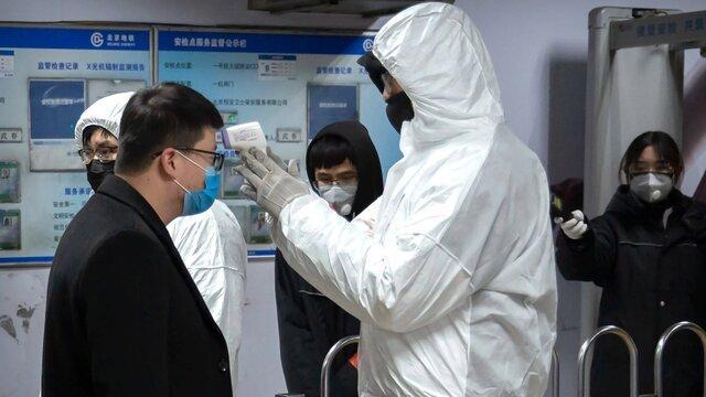 تمدید تعطیلات سال نو چین با افزایش تلفات کروناویروس